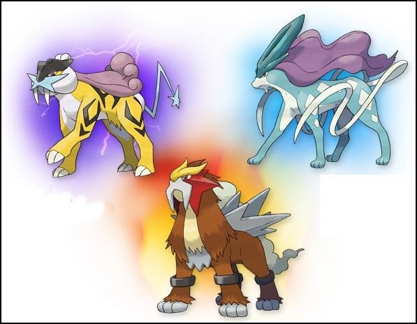 Tout sur les pokemons page 2 - Pokemon argent pokemon rare ...